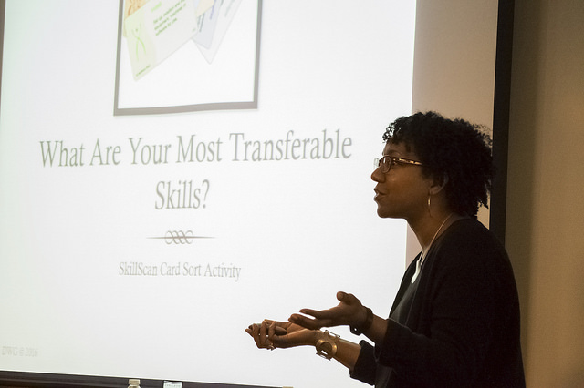 transferable skills workshop